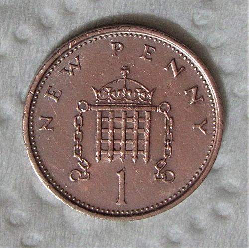 1978 United Kingdom New Penny