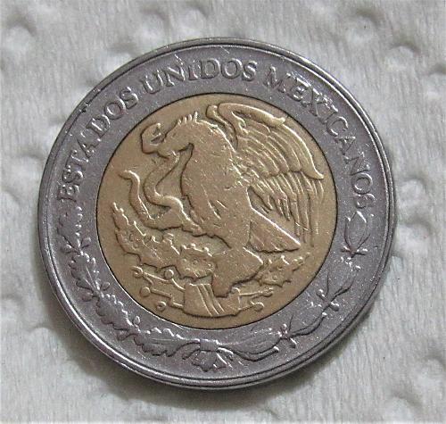 1994 Mexico Peso