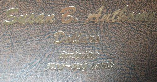 1979-99 Susan B. Anthony Dollar Set in Dansco Album