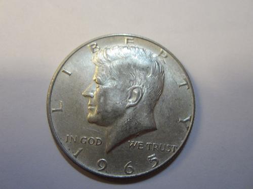 40% SILVER  1965 P Kennedy Half Dollars