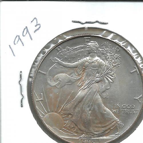 1993 AMERICAN EAGLE