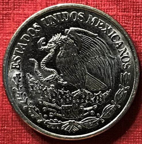 Mexico 2018 = 50 Centavos [#1]