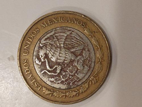 10 Mexican Pesos