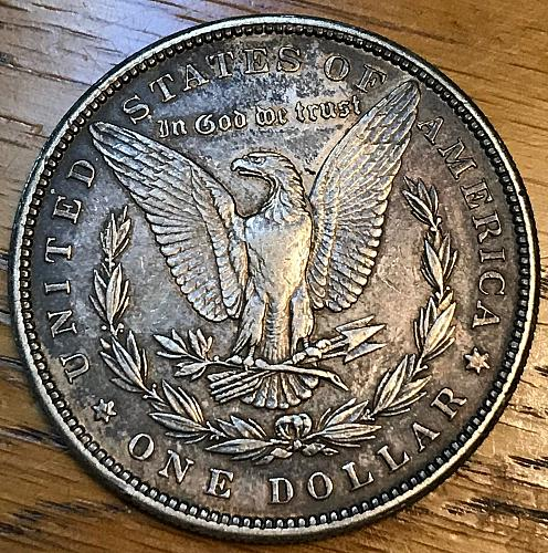 Very Nice 1900 Morgan Dollar