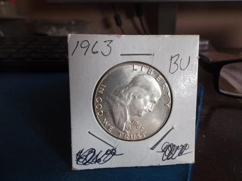1963 Franklin Half