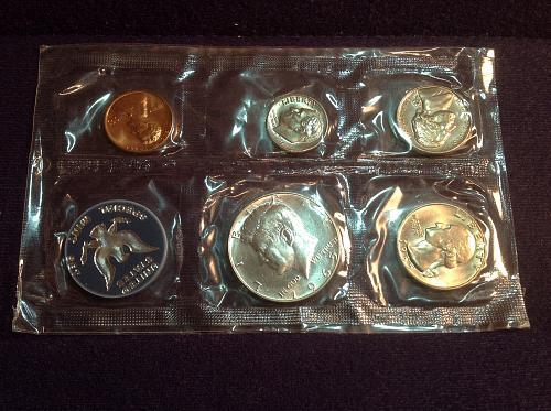 1965 S UNC Mint SET : SMS (Special Mint Set)