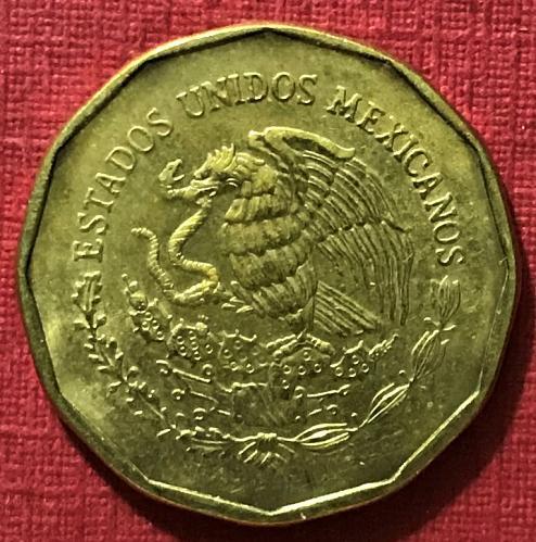 Mexico 2006 = 20 Centavos [#1]