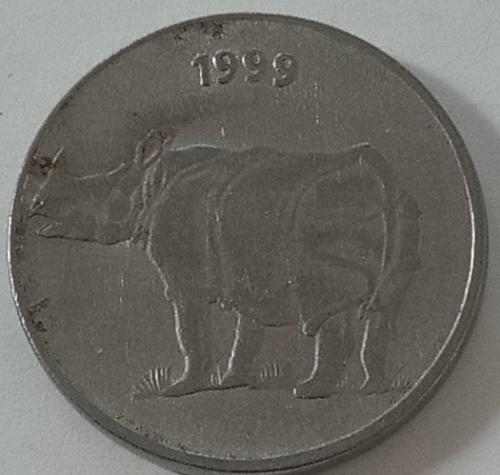 1999....India  Circulated  coin..