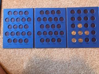 Jefferson 1938-1961 and 1962 / Buffalo Nickels1913-1938