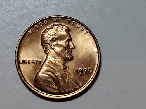 1970 Philly Penny