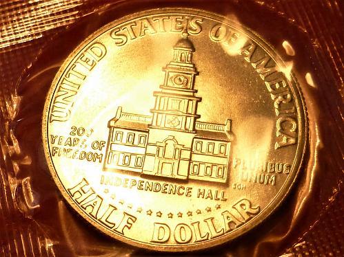 1976-S 40% Silver UNC Mint Set