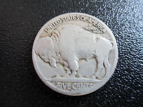 1917-D Buffalo NickeL   (GREAT BUY)