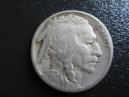1917 P Buffalo NickeL   (GREAT BUY)