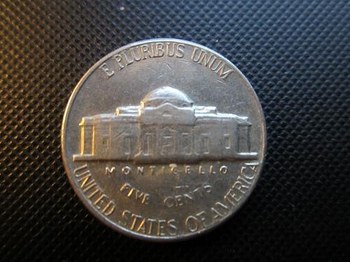 1970 D Jefferson Nickel