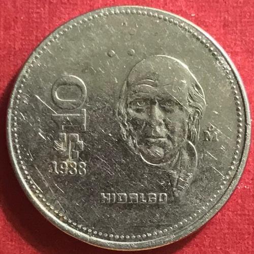 Mexico 1988 = 10 Pesos [#1]