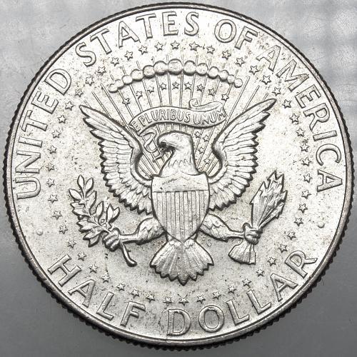 1964 P Kennedy Half Dollar #16  DDO-016 Technically a Triple Die Obverse