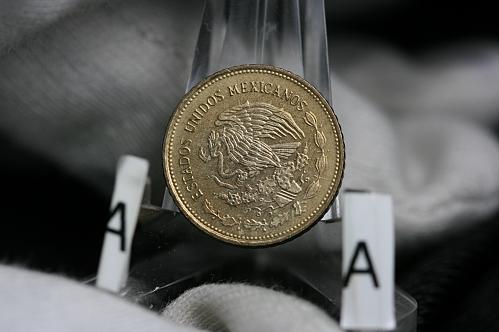 1985  M  Mexico 5  peso BU