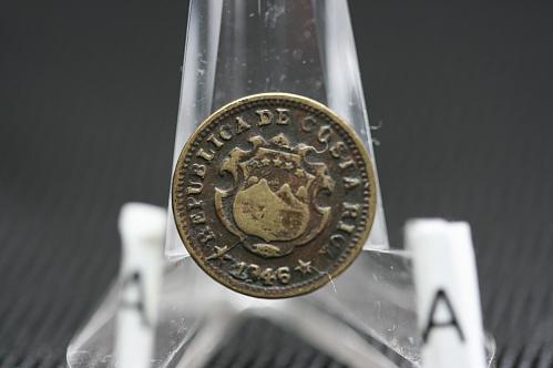 1946 Costa Rica 5 Centimos