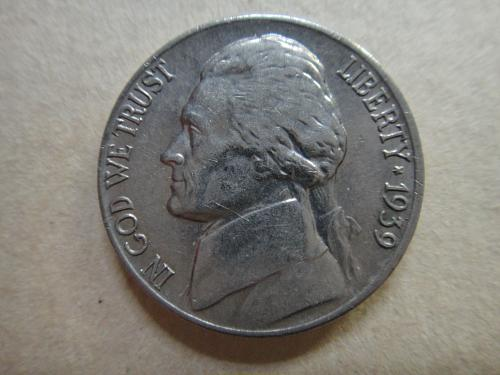 1939 Type 2 Almost Uncirculated-50