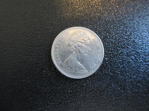 1975 Canadian Nickel Great Shape