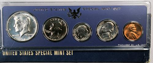 1966 US Mint Set - SMS
