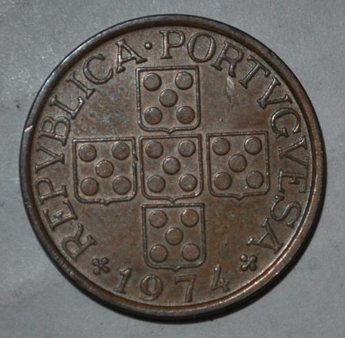 Portugal 50 Centavos 1974