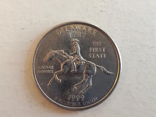Delaware Quarter D