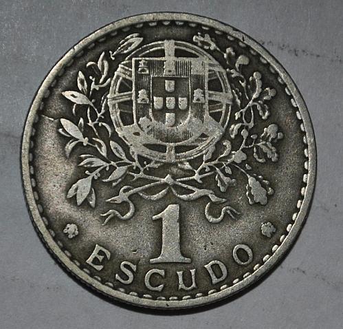 Portugal 1 Escudo 1951