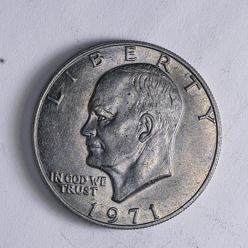 1971 P Eisenhower Dollar BU