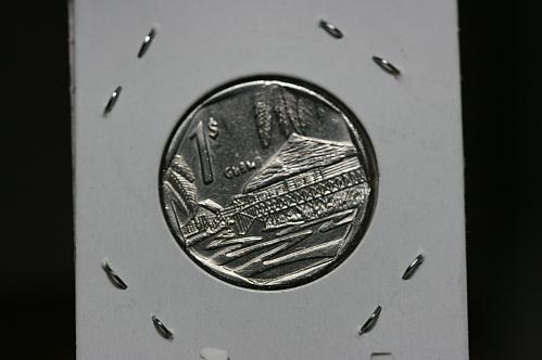 Cuba 2007 Un Peso AU