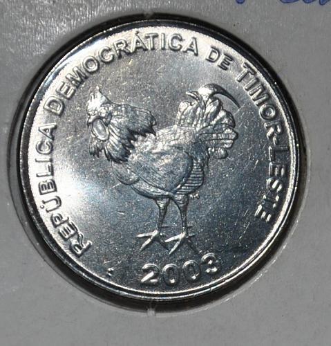 EAST TIMOR 10 Centavos 2003