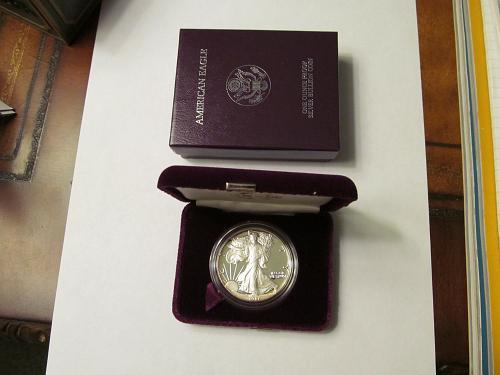1987 Silver American Eagle