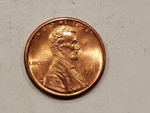 Die Spike Penny 1991