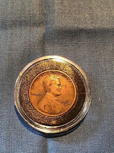 Lincoln Cent 1910-S