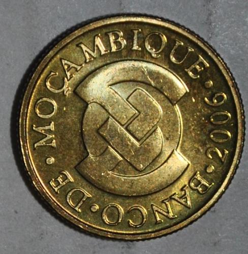 MOZAMBIQUE 10 Centavos 2006