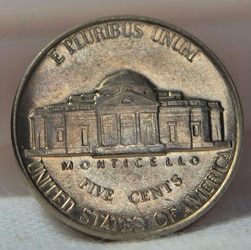 1941 Jefferson Nickel BU