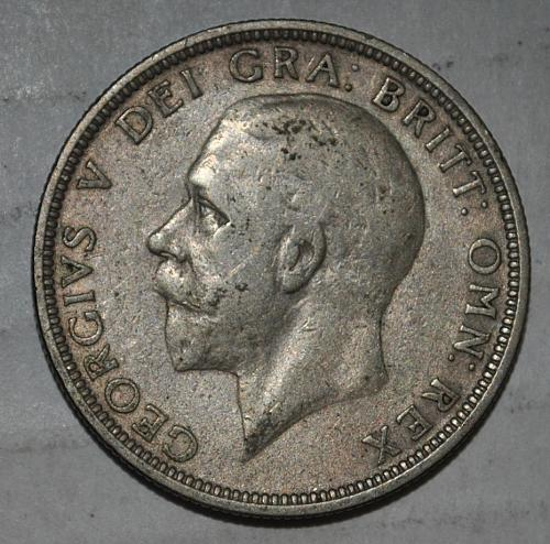Great Britain Florin 1931