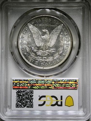 1881 S Morgan 1$