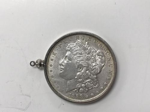 1888 P MORGAN DOLLAR