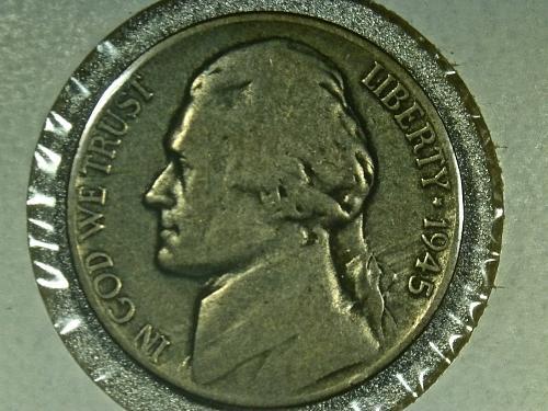 1945 D Jefferson Nickel (silver)