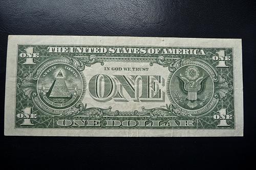 1963-B $1.00 F R N    Joseph W. Barr