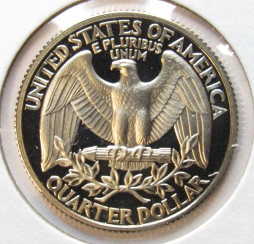 1995 S Washington Quarter Proof