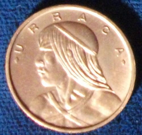 1966 Panama Centesimo UNC