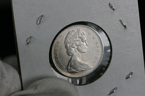 1971  Canada Five Cent BU