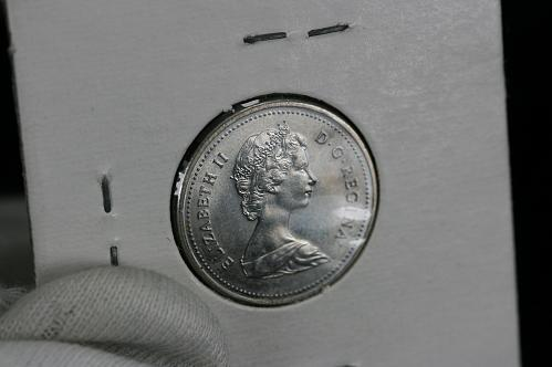 1986 Canada Five Cent
