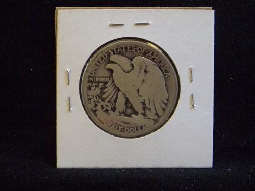 1920 P Walking Liberty Half Dollar