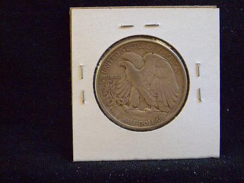 1941 P Walking Liberty Half Dollar