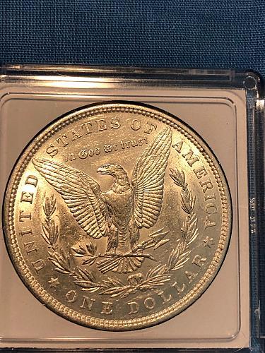 Morgan Dollar 1880