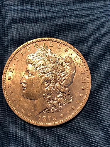 Morgan Dollar 1879-O