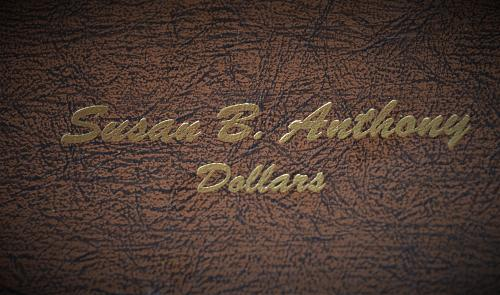 1979-99 Susan B. Anthony Dollar Set in Dansco Album (ALL 18 coins!!!)
